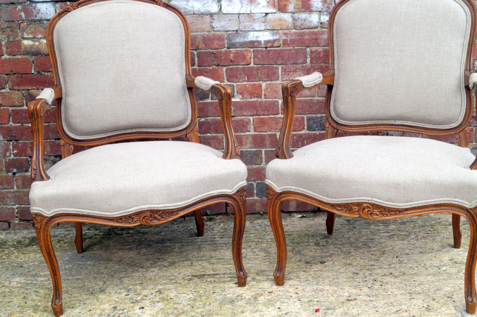 salon chairs for sale chair beds antique french set of 2 at pamono