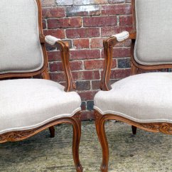 Salon Chairs For Sale Restoration Hardware Copenhagen Egg Chair Antique French Set Of 2 At Pamono