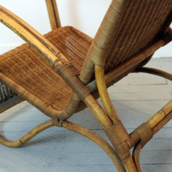 Bamboo Chairs For Sale Kids Table And Kmart Vintage Rattan Lounge Chair At Pamono
