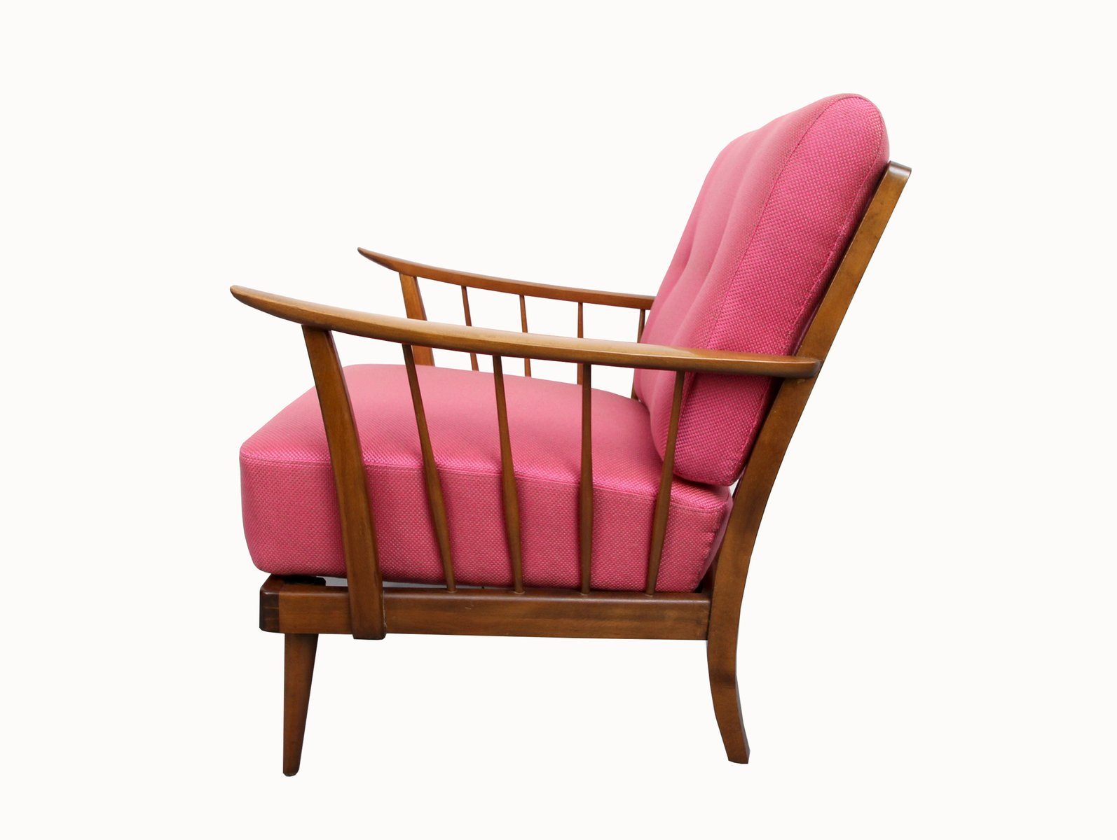 pink arm chair power companies armchair 1950s for sale at pamono