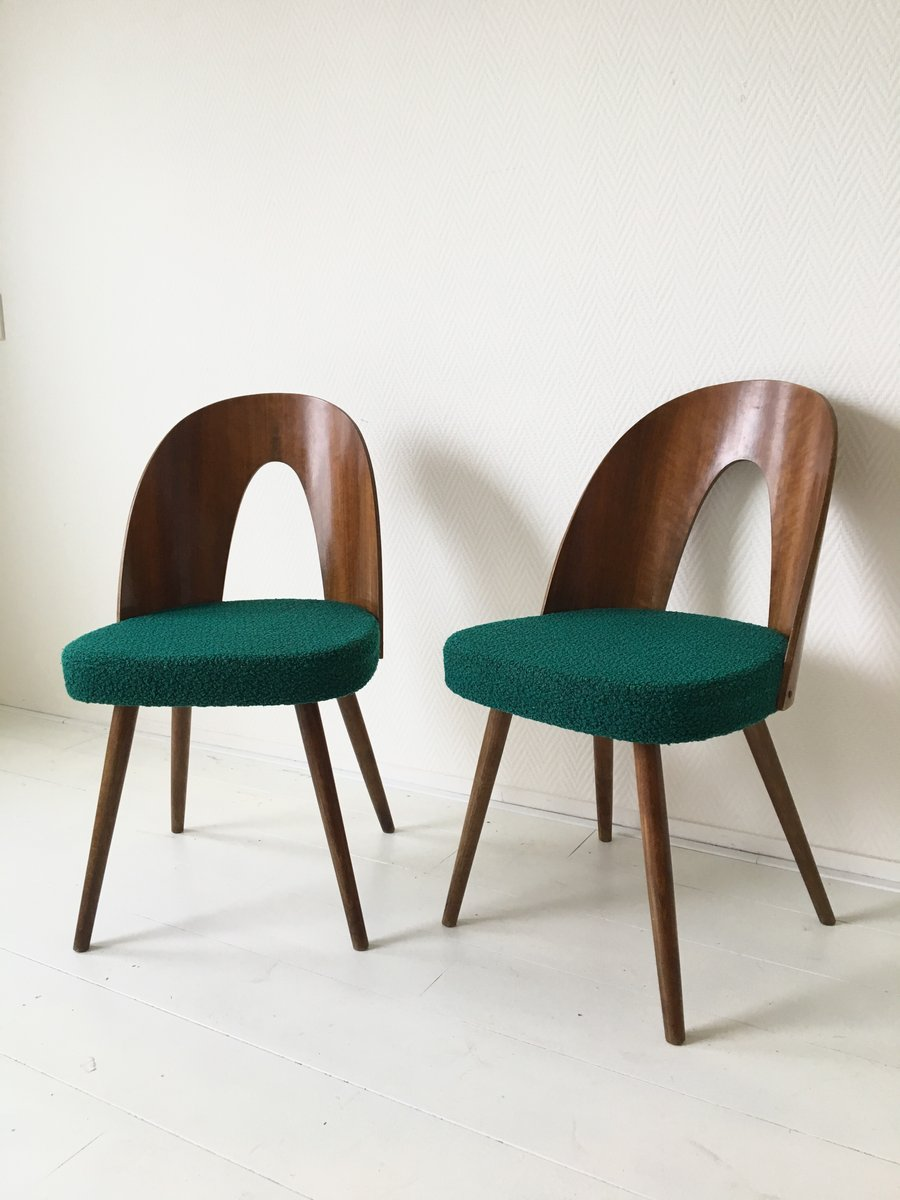 desk chairs on sale kelsyus beach canopy chair green dining room by antonin suman for tatra, 1960s, set of 6 at pamono