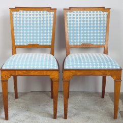 Vintage Dining Room Chairs Recliner Uk 1920s Set Of 2 For Sale At Pamono