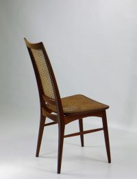 Vintage Scandinavian Chair by Niels Koefoed for Hornslet ...