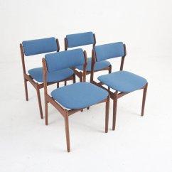 Danish Modern Dining Chair Chairman En Espanol Vintage Chairs In Rosewood Set Of 4