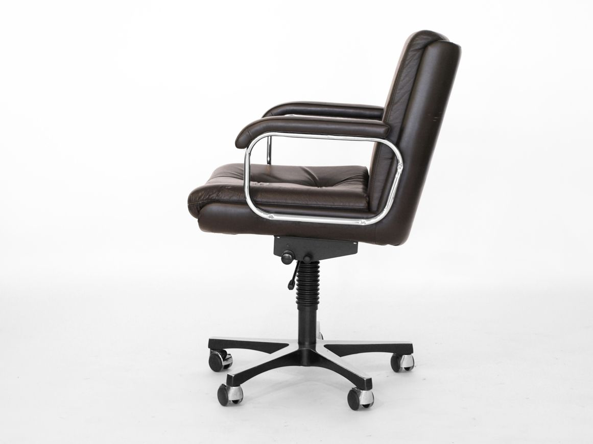 ergonomic chair norway little tikes large table and chairs norwegian vintage office from ring mekanikk for sale
