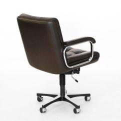 Ergonomic Chair Norway Outdoor Swivel Glider Norwegian Vintage Office From Ring Mekanikk For Sale