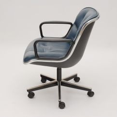 Pollock Executive Chair Replica Rewebbing A Office By Charles For Knoll International