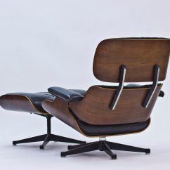 Eames Lounge Chair For Sale Curved Corner And Ottoman By Charles Ray