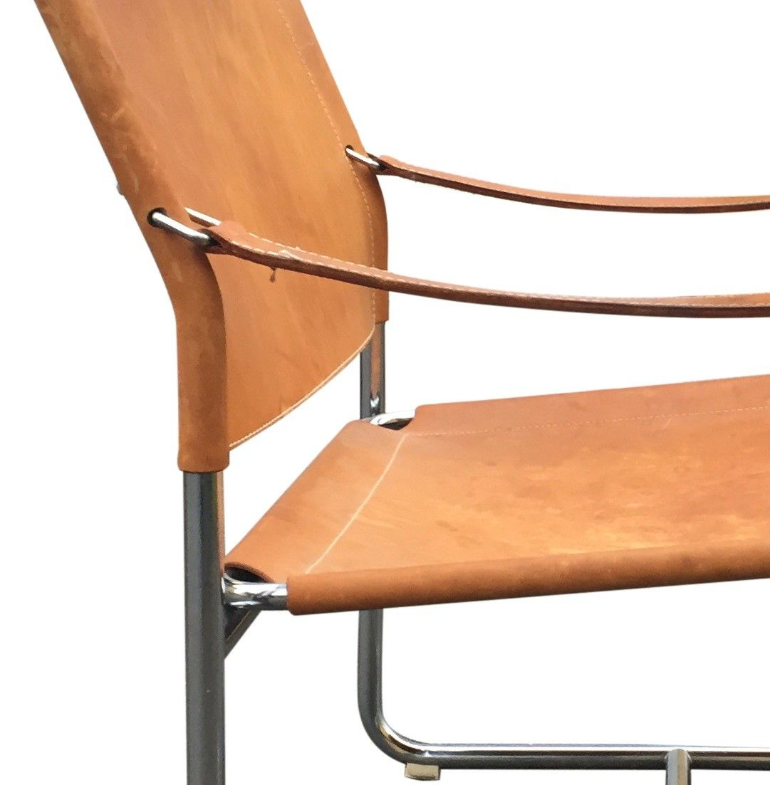 leather safari chair crayola table and chairs by karin mobring for ikea sale at