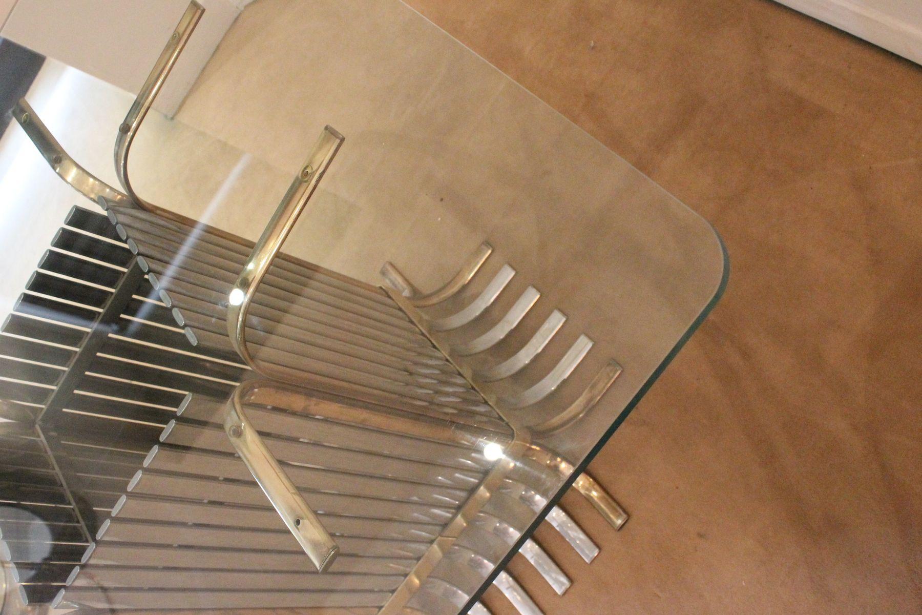 Table De Salle Manger En Verre Avec Quatre Chaises