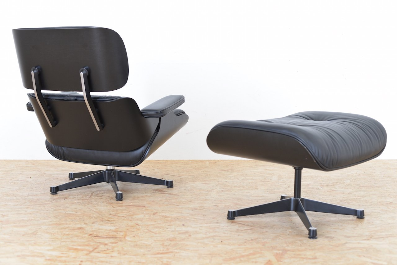 eames chairs for sale steel chair with handle lounge ottoman by charles and ray