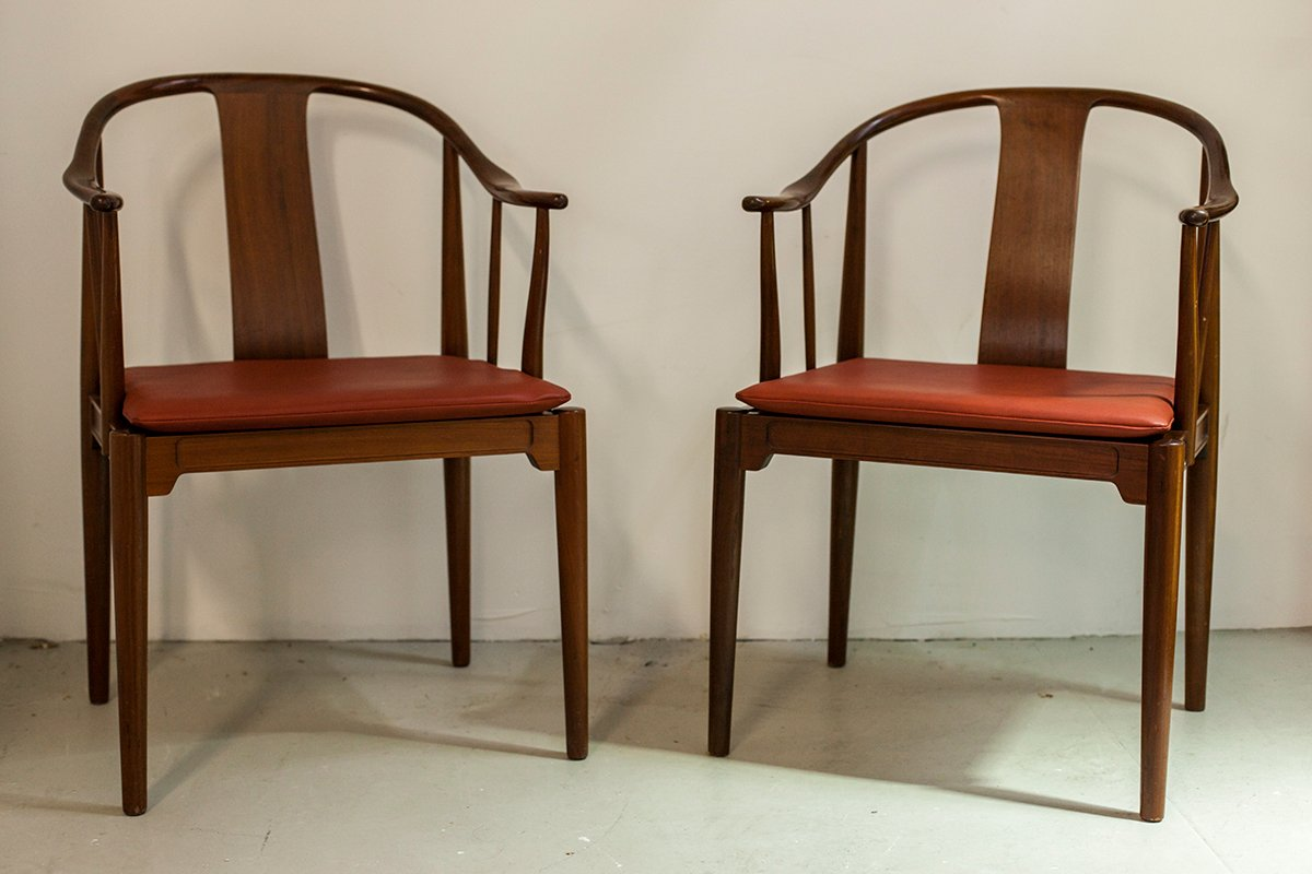 Chinese Chair China Chair By Hans Wegner For Fritz Hansen 1966 For Sale