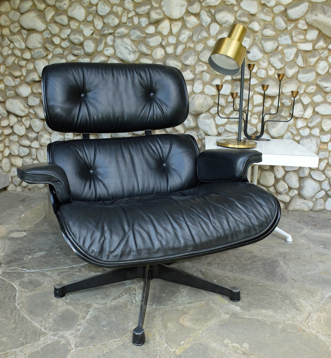 eames lounge chair for sale the big dc 670 by charles vitra at pamono