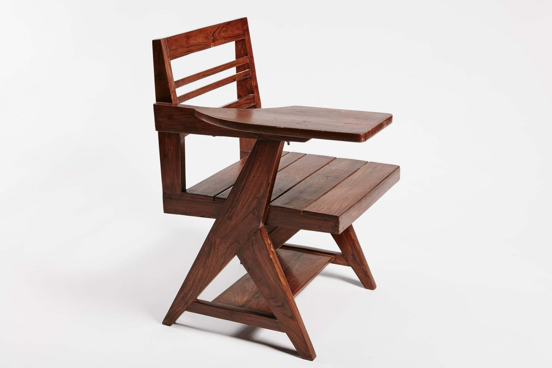 chair for writing desk il mondo del bambino baby class by pierre jeanneret sale at