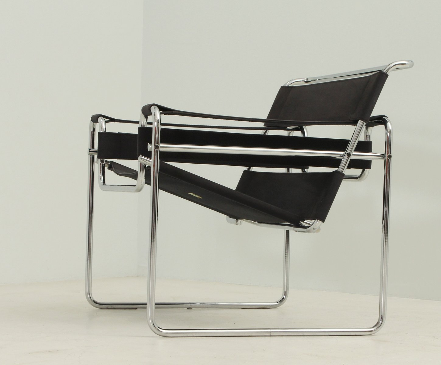 breuer chairs for sale desk on black wassily chair by marcel gavina