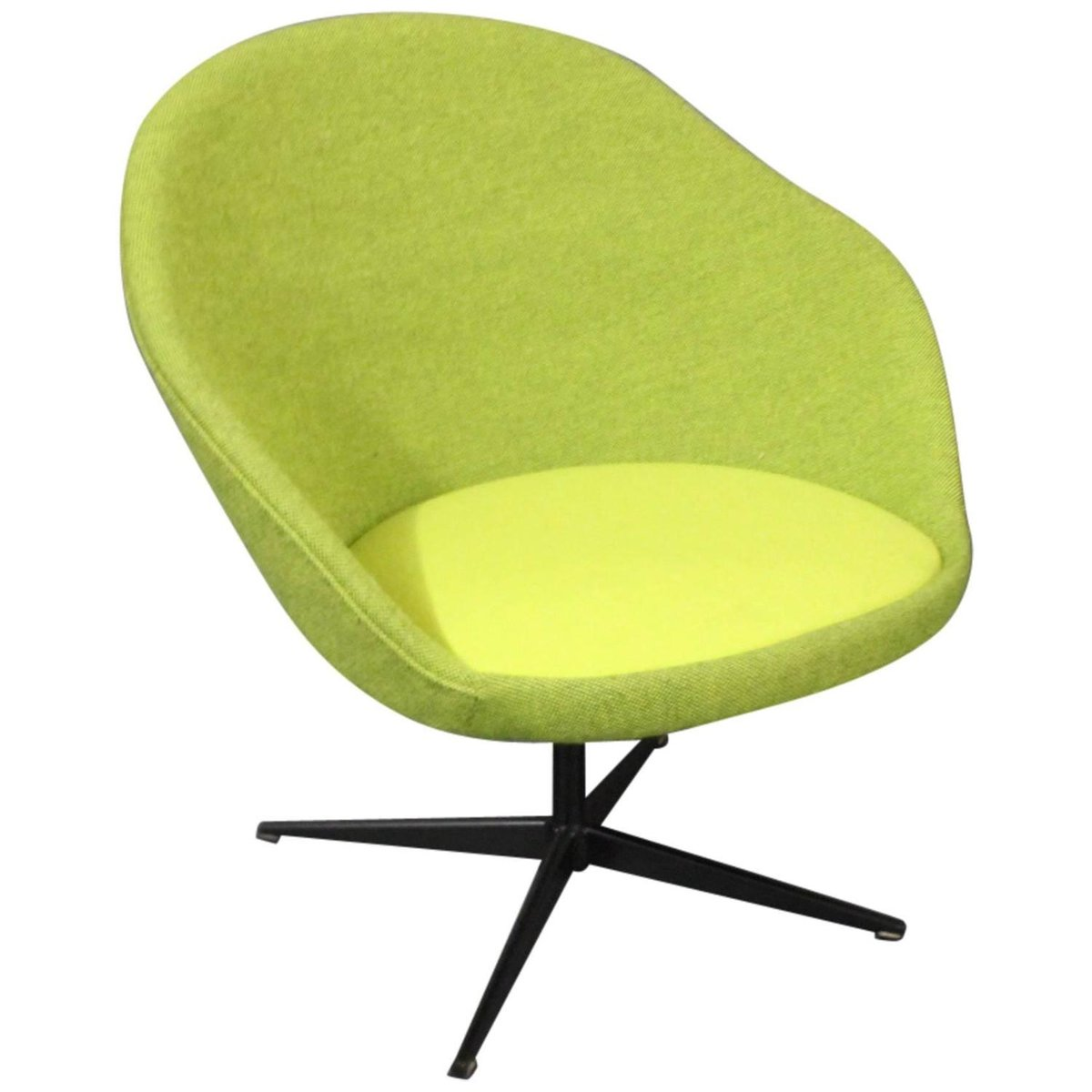lime green chairs for sale eames chair outdoor danish lounge 1960s at pamono