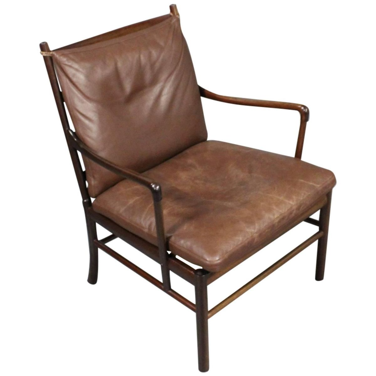 Colonial Chair Model Pj 149 Colonial Chair By Ole Wanscher For P