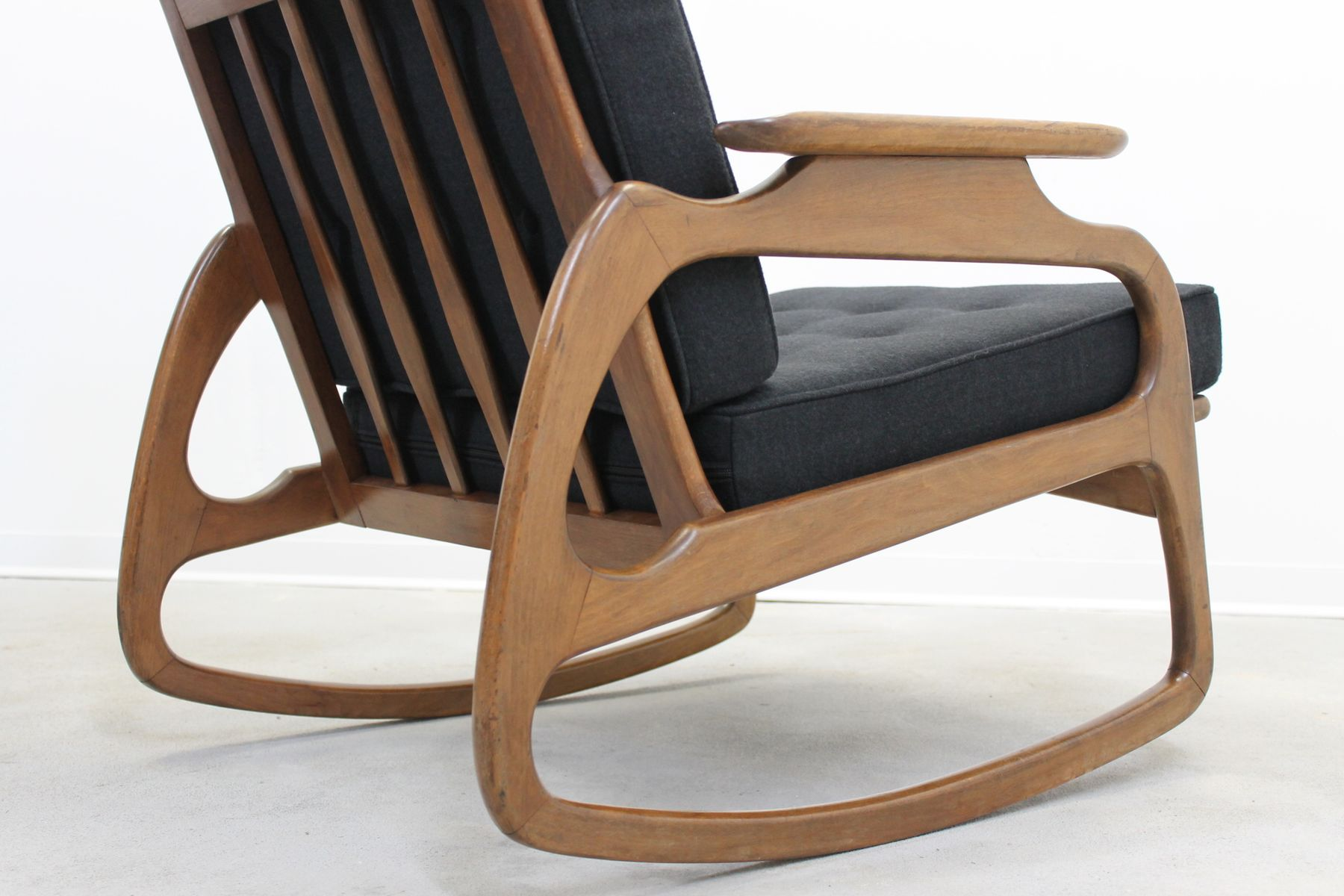 adrian pearsall rocking chair wedding chairs decoration ideas by 1950s for sale at pamono