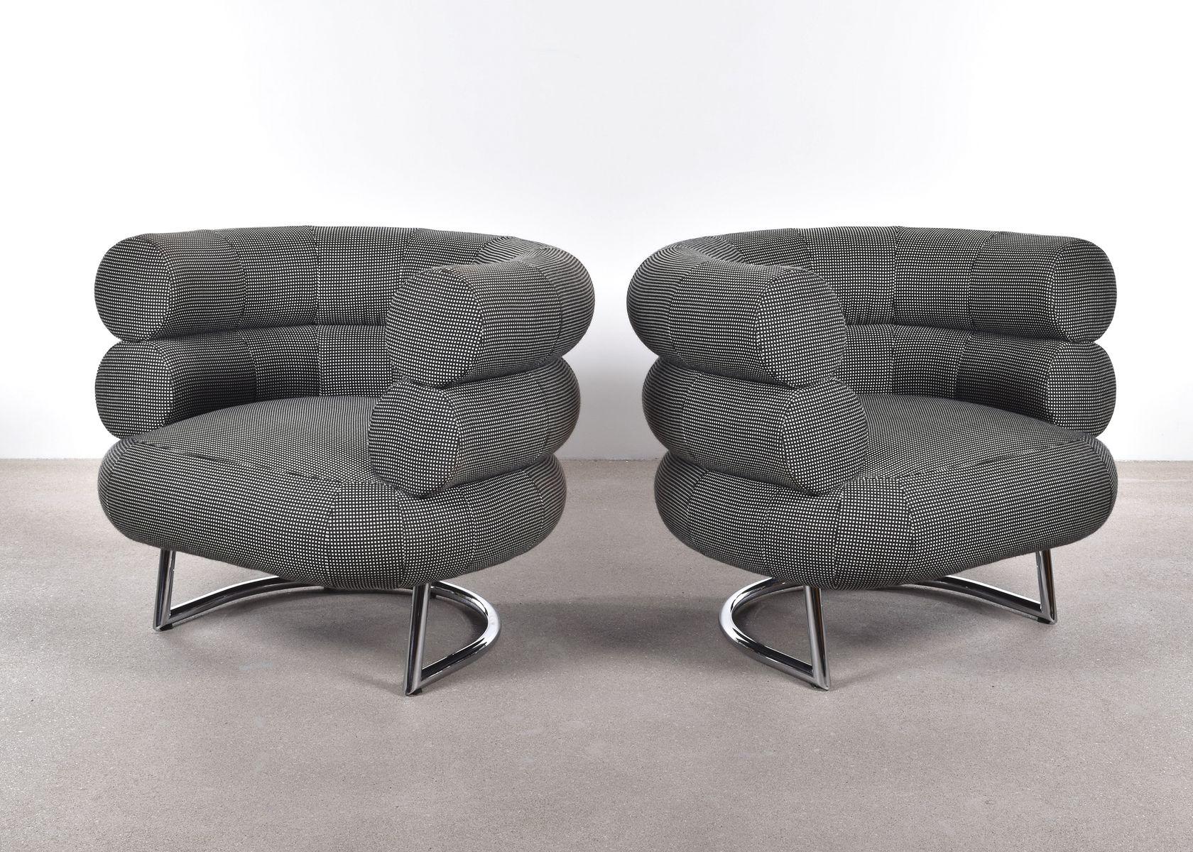 grey club chair office hsn code bibendum by eileen gray for classicon sale