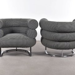 Grey Club Chair Childrens Comfy Chairs Bibendum By Eileen Gray For Classicon Sale