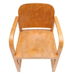 How To Make A Plywood Chair Leather Wing Chairs Uk Vintage Czech From Tatra For Sale At Pamono