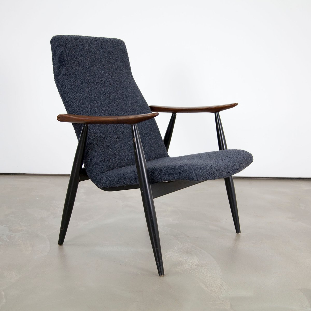 Scandinavian Chair Vintage Scandinavian Lounge Chair By Olli Borg For Asko