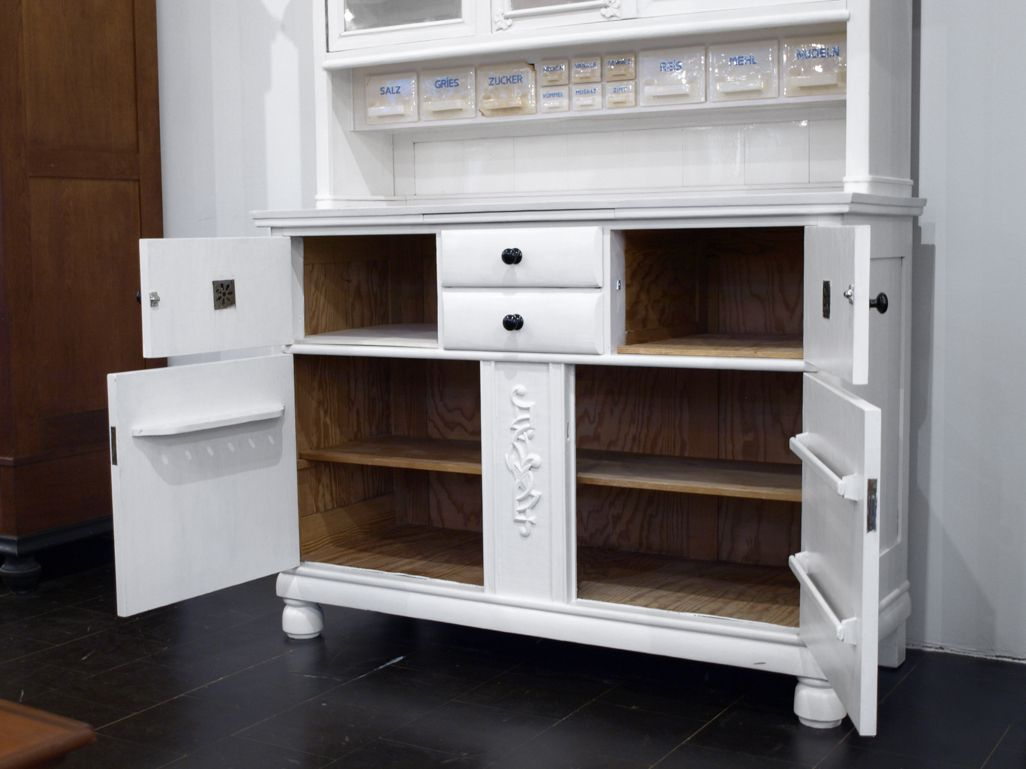 vintage kitchen cabinets for sale 7 piece table sets white cabinet 1930s at pamono