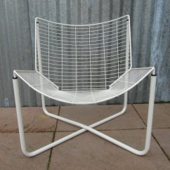 White Wire Chair Best For Back Pain Relief Jarpen By Niels Gammelgaard Ikea