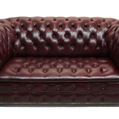 4 Seater Leather Sofa Prices Black Sleeper Sofas Sale Vintage Red Chesterfield Sofa, 1980s For At ...