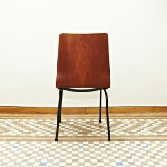 How To Make A Plywood Chair Vintage Wood Chairs By Friso Kramer For Auping Sale At Pamono