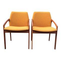 Yellow Chairs For Sale Zeta Desk Chair Mustard Arm By Kai Kristiansen Korup