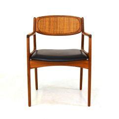 Mid Century Danish Chair Nice Office For Sale At Pamono