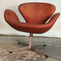 Arne Jacobsen Swan Chair Hanging For Baby By Fritz Hansen 1960