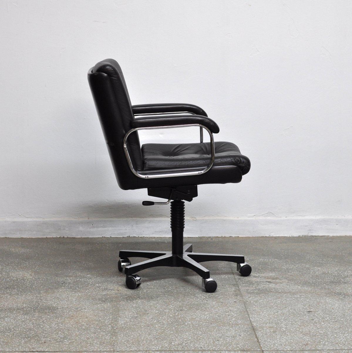 ergonomic chair norway high back dining slipcovers vintage norwegian office from ring mekanikk for sale