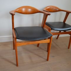 Stool Chair Hong Kong Racer Gaming Uk 49b Dining Chairs By Erik Kirkegaard For Set Of 2