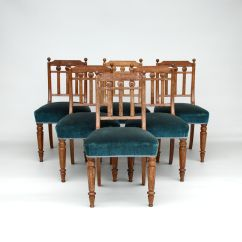 Oak Dining Set 6 Chairs Tall Bean Bag Chair Antique Of For Sale At Pamono