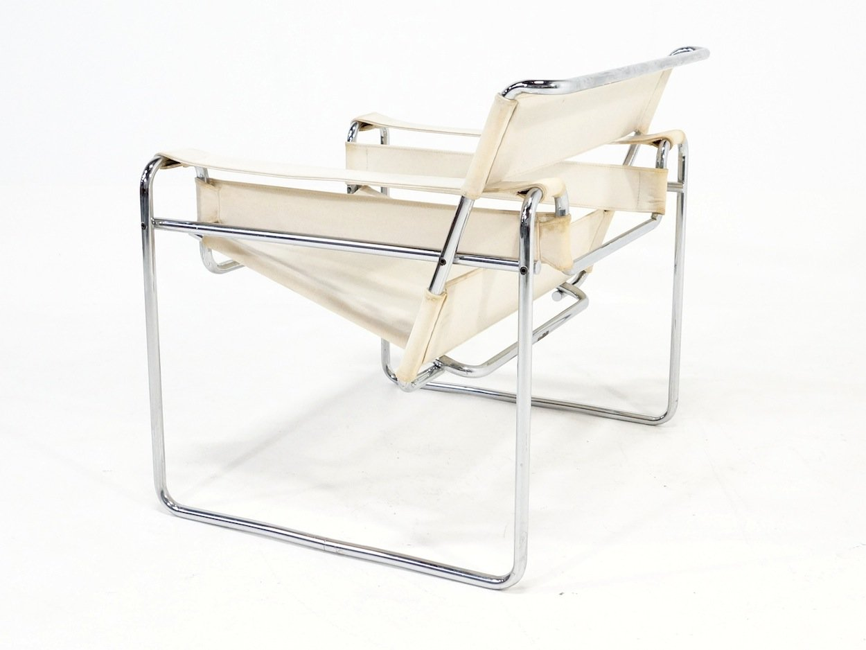 marcel breuer chair original walmart chairs folding vintage wassily by for gavinna 1963