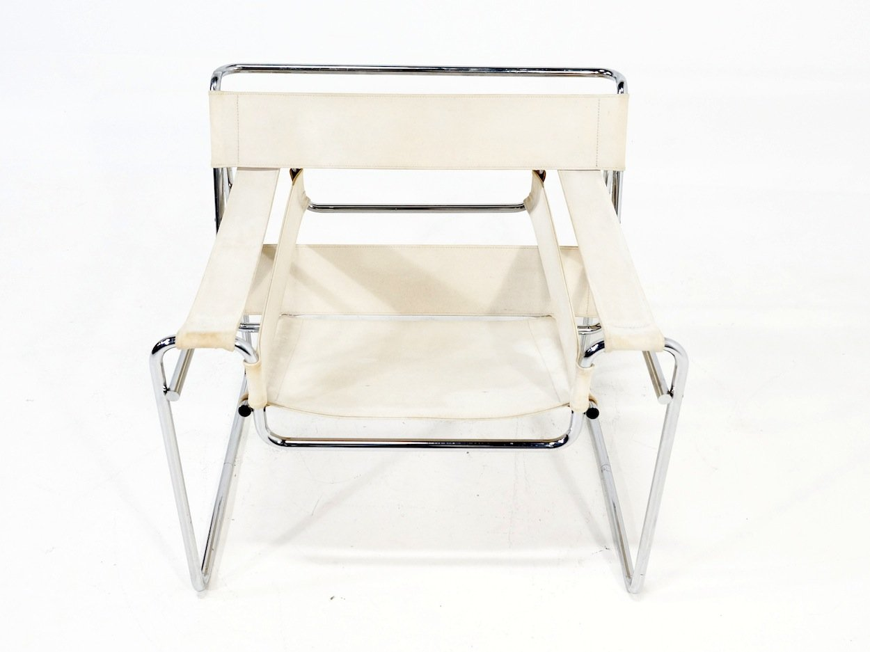 marcel breuer chair original step ups vintage wassily by for gavinna 1963