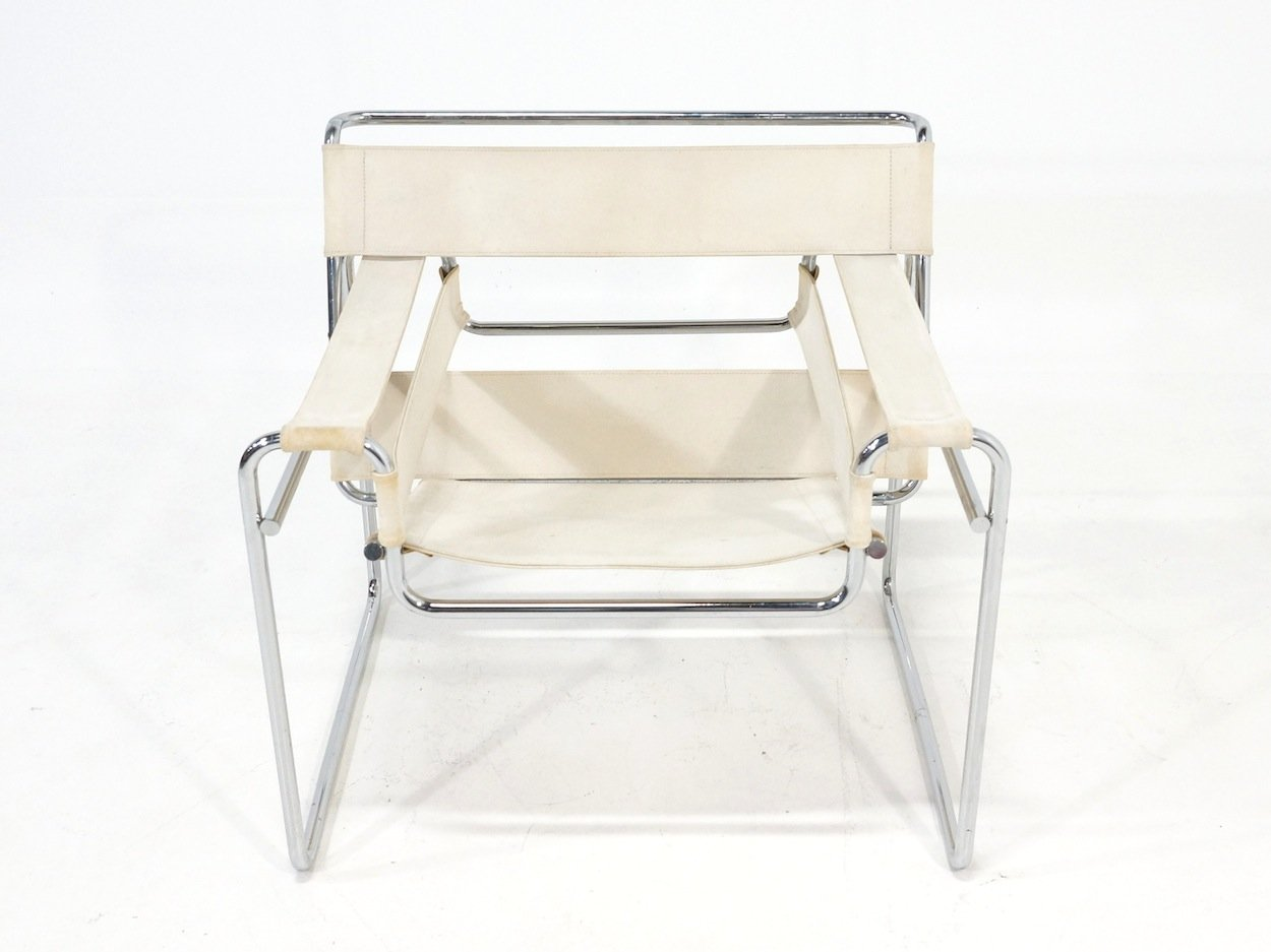 marcel breuer chair original converts to bed canada vintage wassily by for gavinna 1963