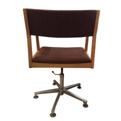 Ergonomic Chair Norway Covers Bishop Auckland Vintage Office From 1970s For Sale At Pamono
