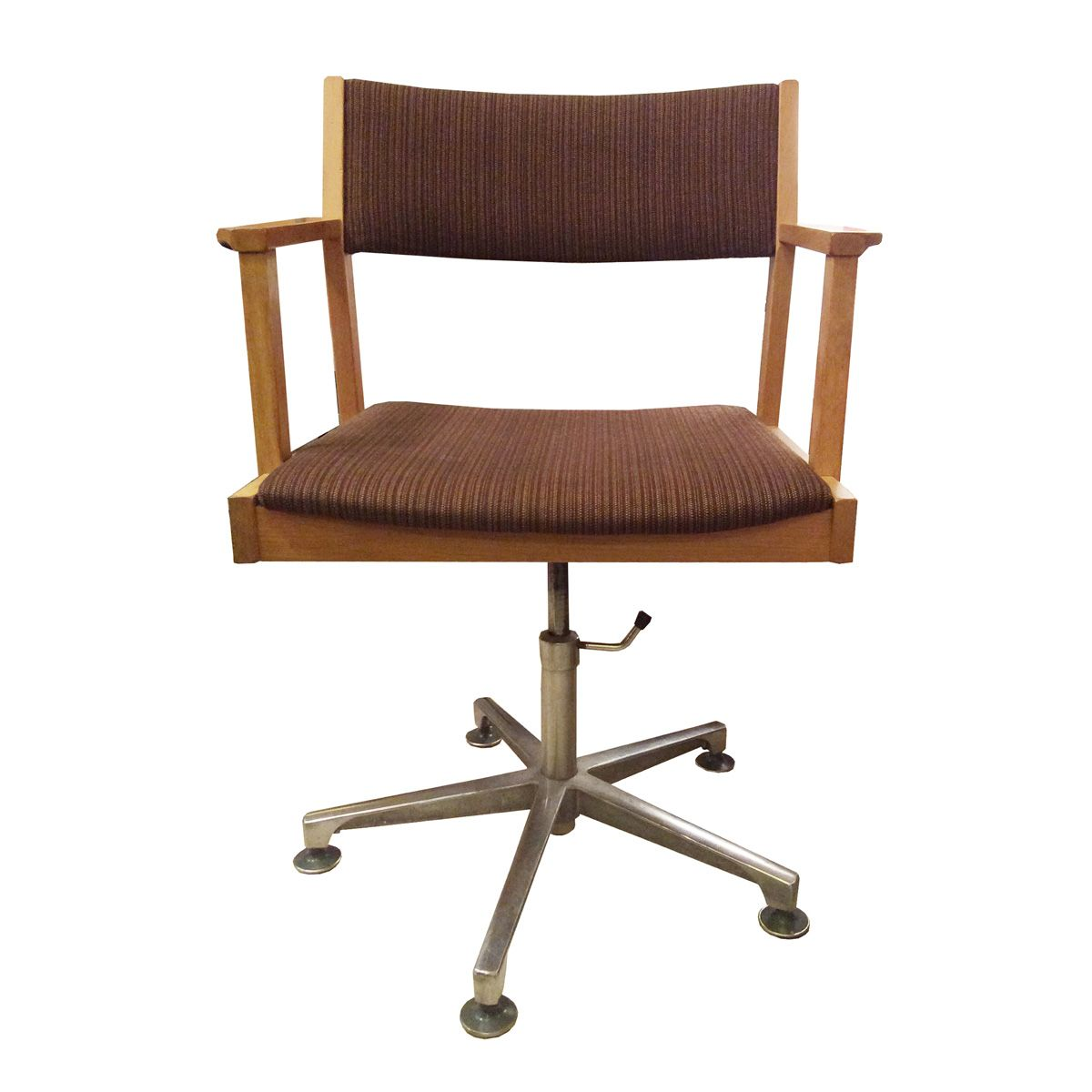 ergonomic chair norway black mesh office vintage from 1970s for sale at pamono