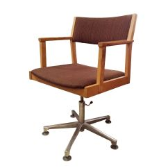 Ergonomic Chair Norway Dressing Table Vintage Office From 1970s For Sale At Pamono