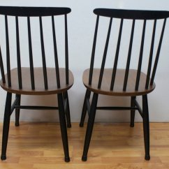 Set Of 2 Dining Chairs Rubber Chair Mat For Hardwood Floors 1960s Sale At Pamono