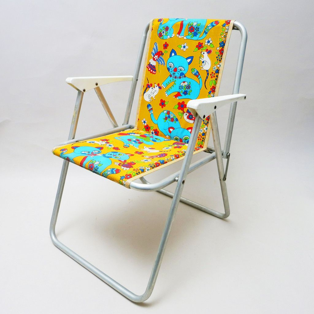 Camping Chairs Sale Vintage Children 39s Camping Chair 1960s For Sale At Pamono