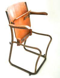 Stackable School Chair by Sjoerd Schamhart for sale at Pamono