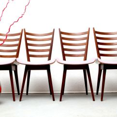 Lilac Office Chair Wooden Dining Chairs By Cees Braakman For Pastoe 1950s