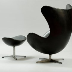 Egg Chairs For Sale Tuscan Style Kitchen Table And Chair Ottoman By Arne Jacobsen Fritz Hansen