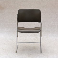 David Rowland Metal Chair Swivel Meaning Stackable By For Sale At Pamono