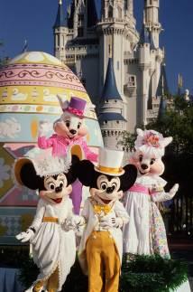 Easter Walt Disney World Resort Parks