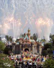 Fifty-five Years Of Magic Disneyland Park Disney